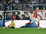 BVB zerlegt, Real im Visier: Die Bayern werden zum FC Robben