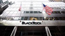Schwergewicht mit einer Schwungmasse von 5,12 Billionen Dollar: Blackrock will sich künftig öffentlich einmischen.
