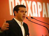 Athen will Schuldenentlastung: Tsipras stellt Forderungen für Reformen