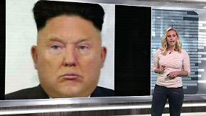 n-tv Netzreporterin: Trumps Nordkorea-Pläne entsetzen das Netz