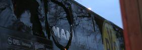 Anschlag auf Borussia Dortmund: Polizei prüft mögliches Bekennerschreiben