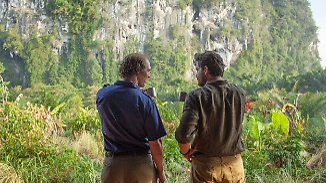 """Neu im Kino: """"Gold"""": McConaughey jagt Reichtum im Dschungel"""