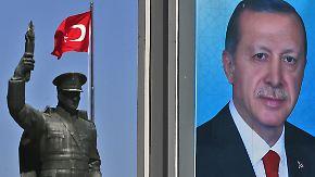 Rize in der Türkei: Erdogans Heimatstadt vergöttert den Präsidenten