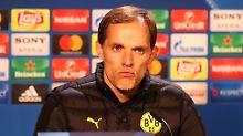 Spiel kurz nach Bombenanschlag: Dortmunds Trainer knöpft sich die Uefa vor
