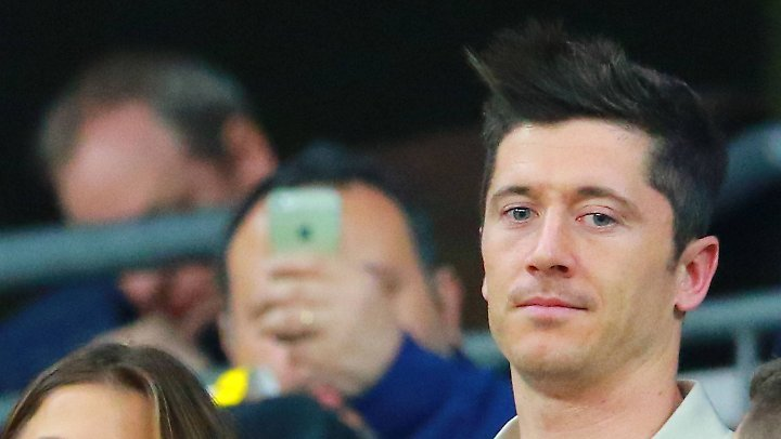 Statt Saisontreffer Nummer 39 zu jagen, war Robert Lewandowski im Hinspiel gegen Real Madrid zum Zuschauen verdammt.
