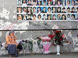 Geiseldrama an Schule von Beslan: Menschenrechtsgericht verurteilt Russland