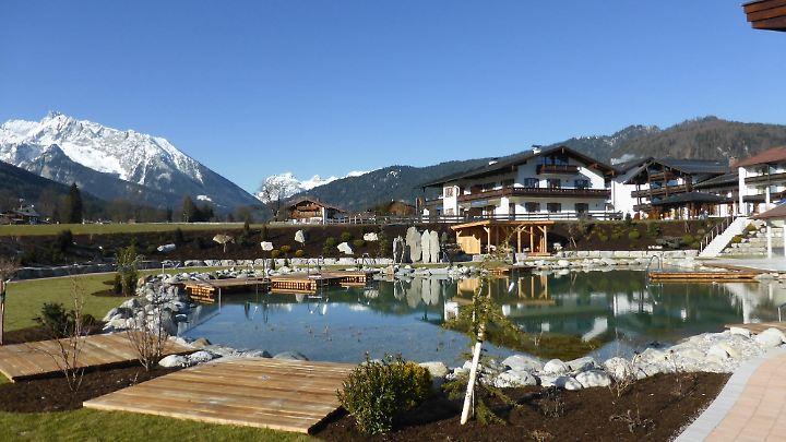 Alpenhotel Zechmeisterlehen.