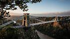 Kunst, Cider und Unabhängigkeit: Bristol - Banksy City und viel mehr
