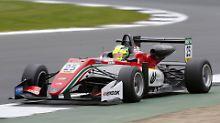 Mick Schumacher ist im zweiten Rennen auf den sechsten Rang vorgefahren.