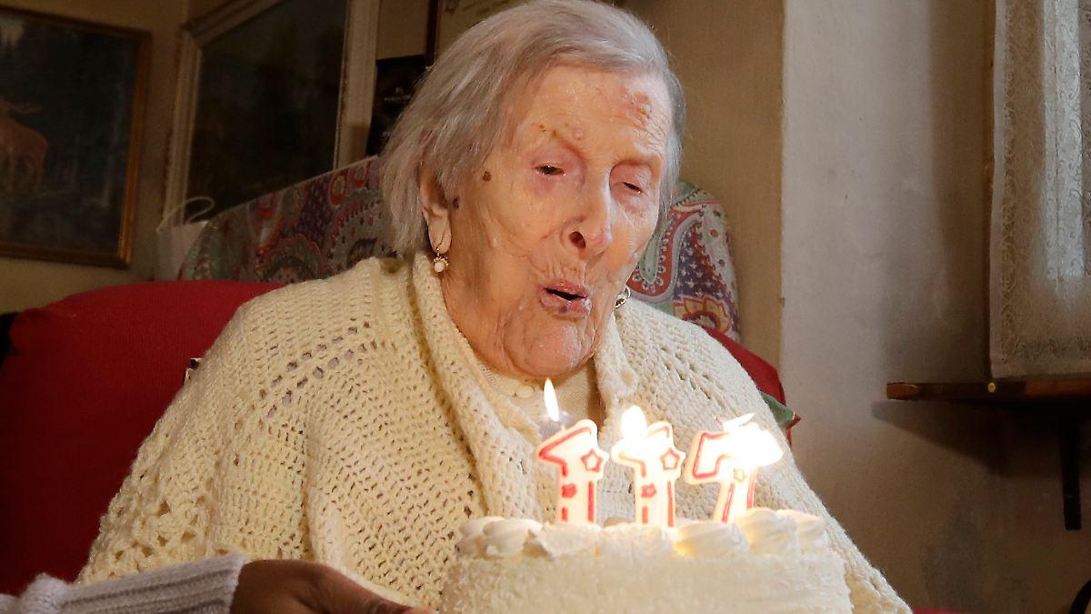 Ältester Mensch der Welt stirbt in Italien
