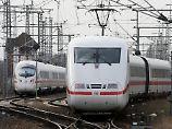 Chancen für ältere Bewerber: Bahn sucht 8000 neue Mitarbeiter