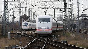 Schnelle ICE-Strecke, Gratis-WLAN: Bahn sagt Fernbussen und Airlines den Kampf an