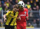 90 Minuten lang gilt die Konzentration des Kapitäns Marcel Schmelzer dem Spiel  - doch danach brechen die Wunden wieder auf.