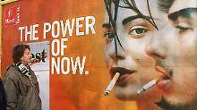 Schockbilder reichen nicht: Minister drängt auf Tabak-Werbeverbot