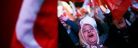 Referendum in der Türkei: Wahlkommission erklärt Erdogan zum Sieger