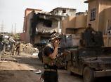 Kampf um Mossul: Irak wirft IS Einsatz chemischer Waffen vor