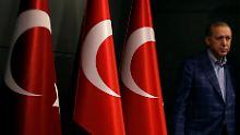 Erdogan setzt sich durch: Türkische Börse legt zu