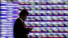 Der Börsen-Tag: Verbale Abrüstung tut Asiens Börsen gut