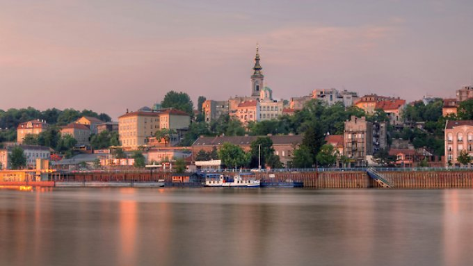 Belgrad ist die Hauptstadt Serbiens und beliebt bei jungen Leuten - man sieht dort fast so viele Hipster wie in Berlin, sagen manche.