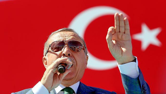 Schritte zum Präsidialsystem: Das ist der Zeitplan für Erdogans Umbau