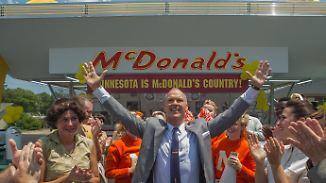 """Kinotipp: """"The Founder"""": Die Geschichte von McDonald's - zwischen Kommerz und Passion"""