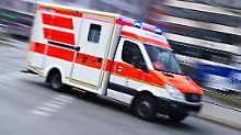 """""""Mir doch egal, wer hier ..."""": Autofahrer attackiert Lebensretter"""