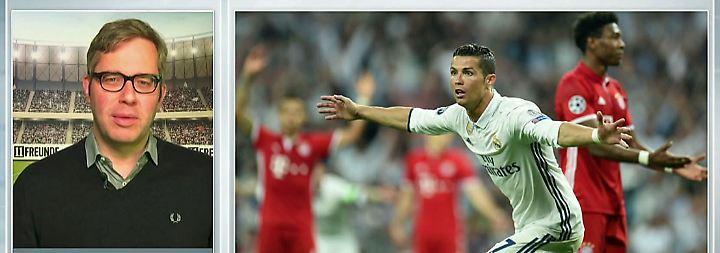 """Philipp Köster zur Champions League: """"Ronaldo war einfach zu stark für die Bayern"""""""