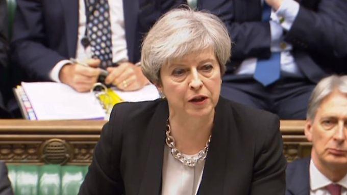 Theresa May kann bei den Neuwahlen auf einen großen Sieg hoffen. Die EU wird das nicht beeindrucken.
