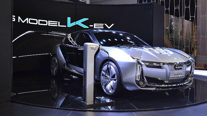 Quoros macht jetzt aus Tesla.