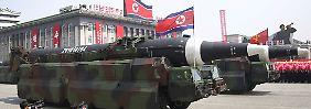 Russland lehnt UN-Erklärung ab: Nordkorea beschreibt Erstschlag-Folgen
