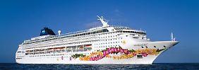 Viele neue Reiseziele: Kreuzfahrt-Reedereien rüsten sich für 2018
