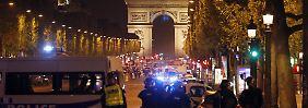 """""""Das sollten Ferien sein"""": Panik auf Touristenmeile nach Schüssen in Paris"""