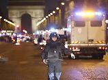 Anschlag auf Polizisten in Paris: Angreifer war Franzose und vorbestraft