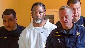 Lee war wegen Mordes zum Tode verurteilt worden.
