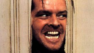 """Teuflisches Lachen: Jack Nicholson in """"Shining"""", in dem er dem Wahnsinn ein Gesicht gab."""