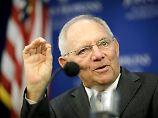 """""""Zahlen sind positiv"""": Schäuble lobt Reformen der Griechen"""