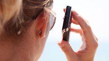 Gespräch per Handy