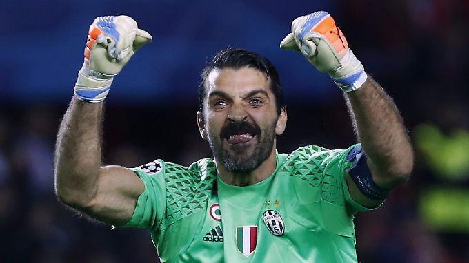 Video: Juventus glänzt seit 900 Minuten ohne Gegentor