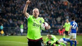 Mit 24 Jahren ist Davy Klaassen bereits Kapitän des Erstligaklubs aus Amsterdam.