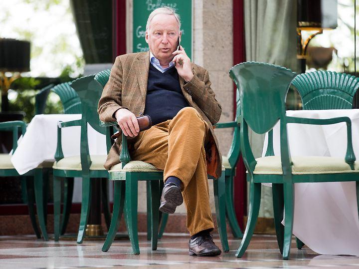 """Alexander Gauland will Frauke Petrys """"Zukunftsantrag"""" scheitern lassen."""