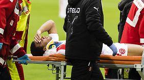 Kevin Akpoguma hat sich schwer verletzt.