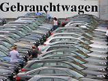 Fahrverbotsdebatte schadet nicht: Preis gebrauchter Diesel bleibt stabil