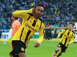 Wilder Fußballfight in Gladbach: BVB kämpft sich an Hoffenheim vorbei