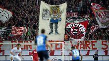 """""""Totengräber der Fankultur"""": DFL-Boss wütet gegen Fußball-Ultras"""