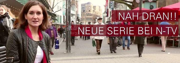Was Deutschland bewegt: NAH DRAN!! - Ihre Geschichte bei n-tv