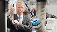 Die Industrie von morgen: Roboter dominieren die Hannover Messe