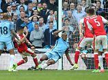 Blamage für Klopps Liverpool: Arsenal dreht Pokal-Krimi gegen Man City