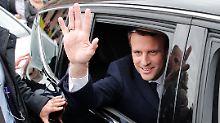 """Favorit in der Stichwahl: Die """"Blase"""" Macron ist nicht geplatzt"""