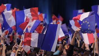 Für Europa und ein neues Frankreich: Das sind die Pläne von Macron