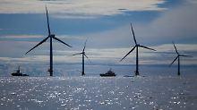Spekulatives Geschäft: Windpark-Pläne spalten Branche